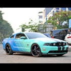 Ford Mustang GT using Godspeed Monomax Coilover