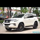 Toyota Fortuner VRZ with Velg Rays 57 Xtreme JX6